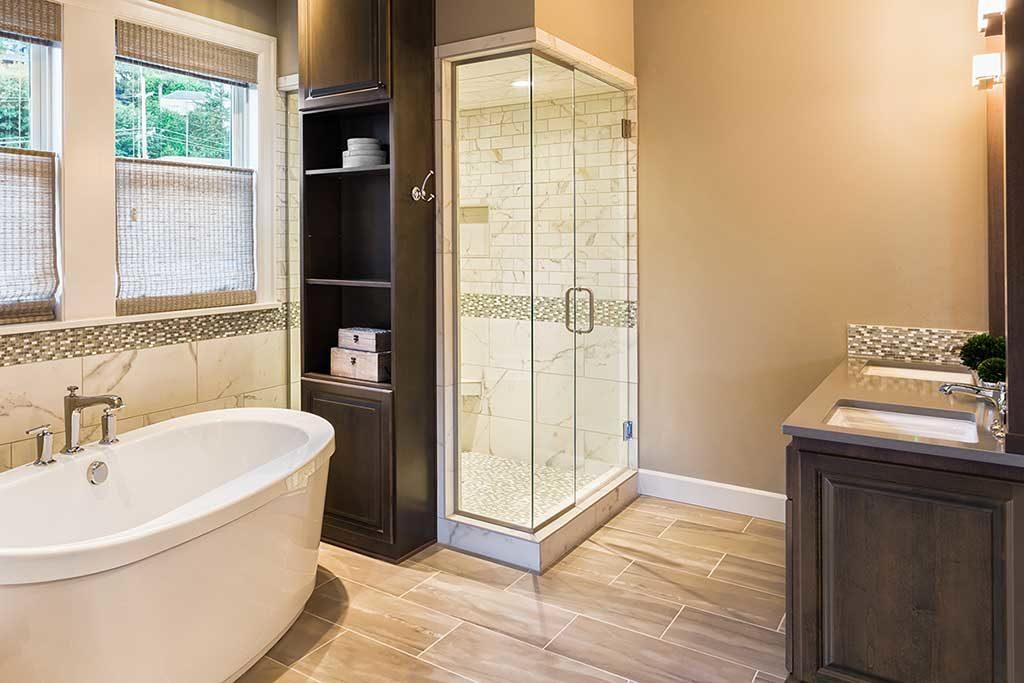 Bathroom Remodeling on 124310 Landale St, Los Angeles County