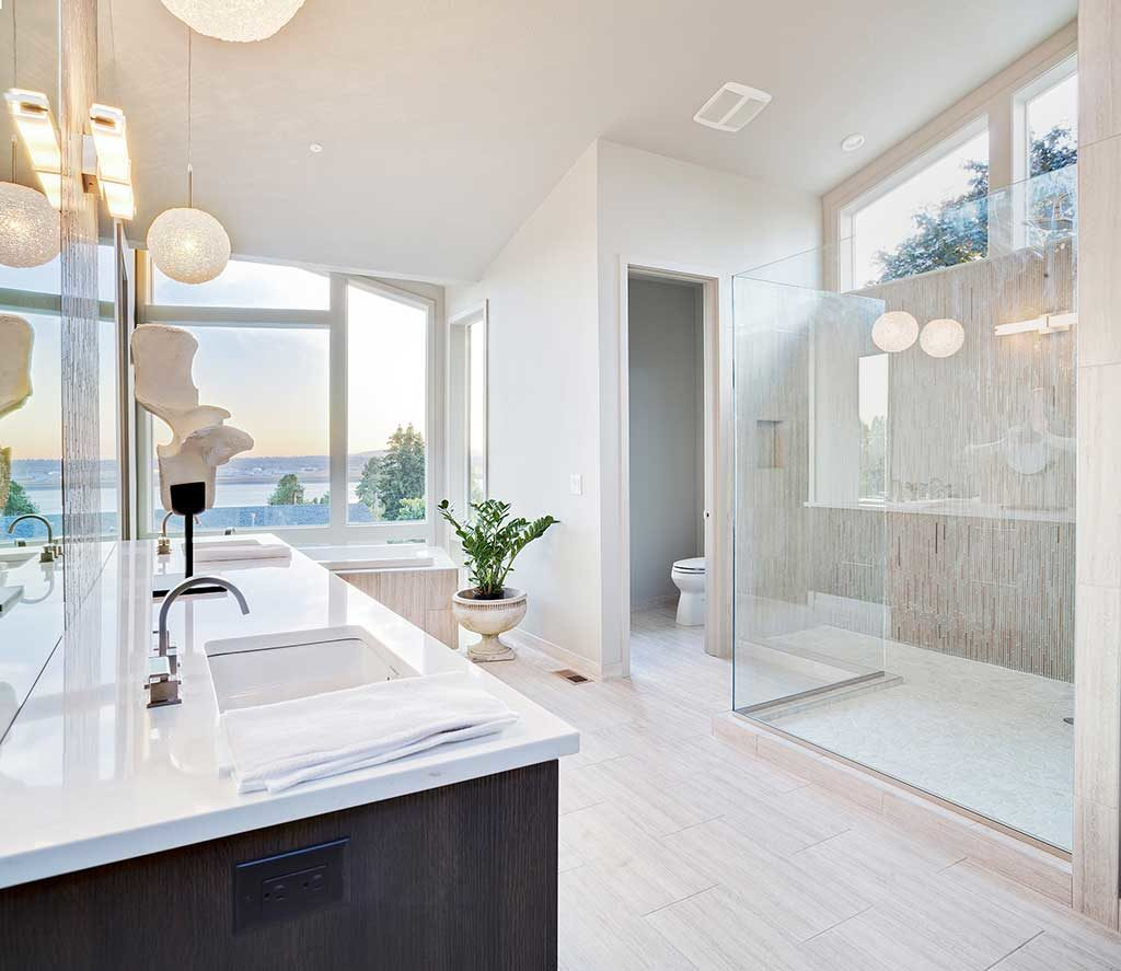 Bathroom Remodeling on 2192 Stradella, West Los Angeles