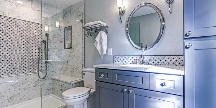 Bathroom Renovation on 25124 Walnut, Santa Clarita