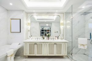 Bathroom Remodeling Project in Los Angeles County