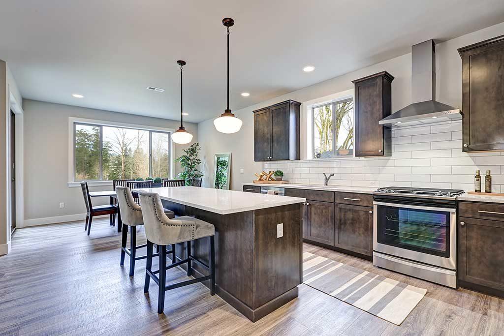Kitchen Project in San Fernando Valley