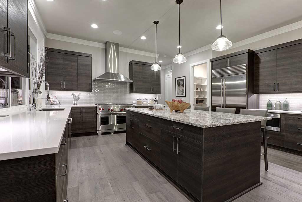Kitchen Remodeling Project in Santa Clarita