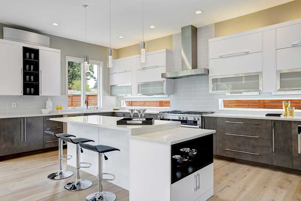 Kitchen Remodeling Project in West Los Angeles