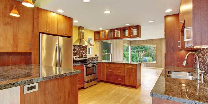 Kitchen Remodeling Project in Burbank