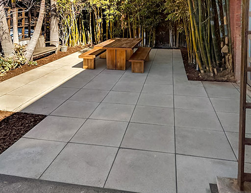 Patios Colossal Builders