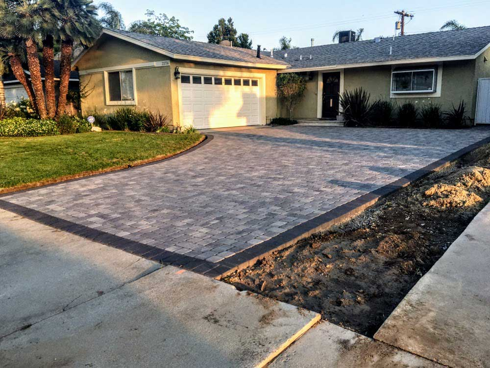 Driveway Paving In West Hills Ca Colossal Builders
