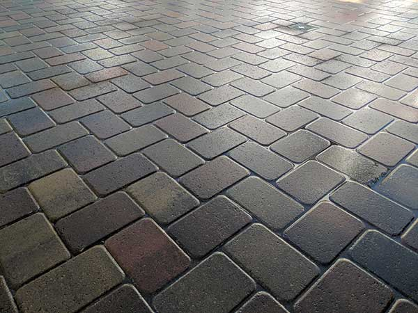 Angelus Antique Cobble Pavers