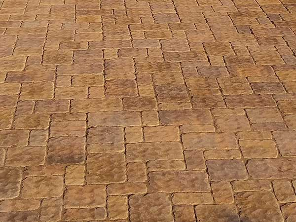 Angelus Estate Cobble Pavers
