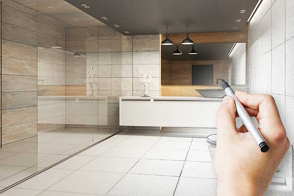 Bathroom Remodeling Concept Project